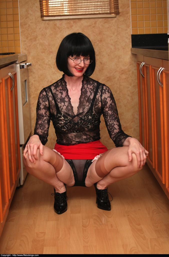 Something upskirt stockings forum