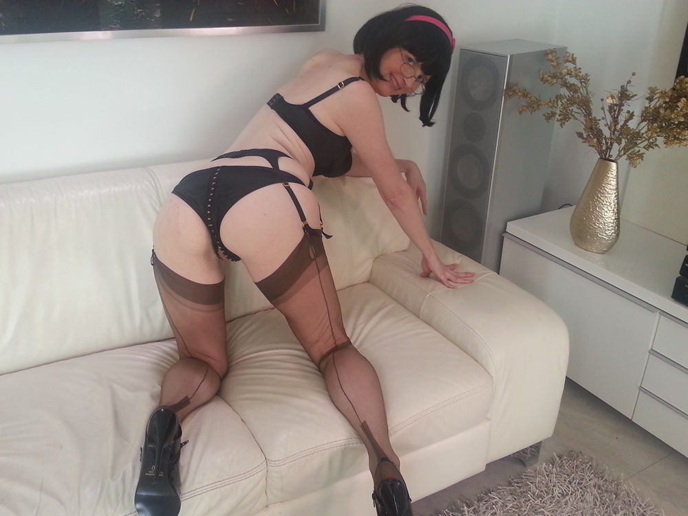 20141012 120552 My ass in Agent Provocateur