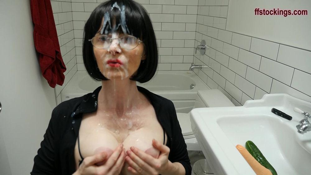 Applegates new breasts