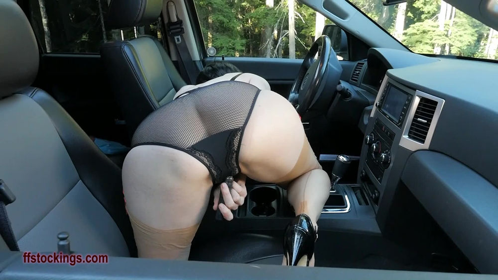 full32 Helpless In Panties And Stockings