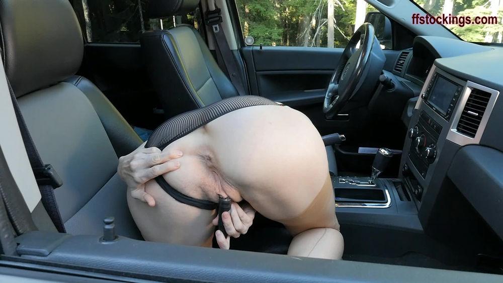 full42 Helpless In Panties And Stockings