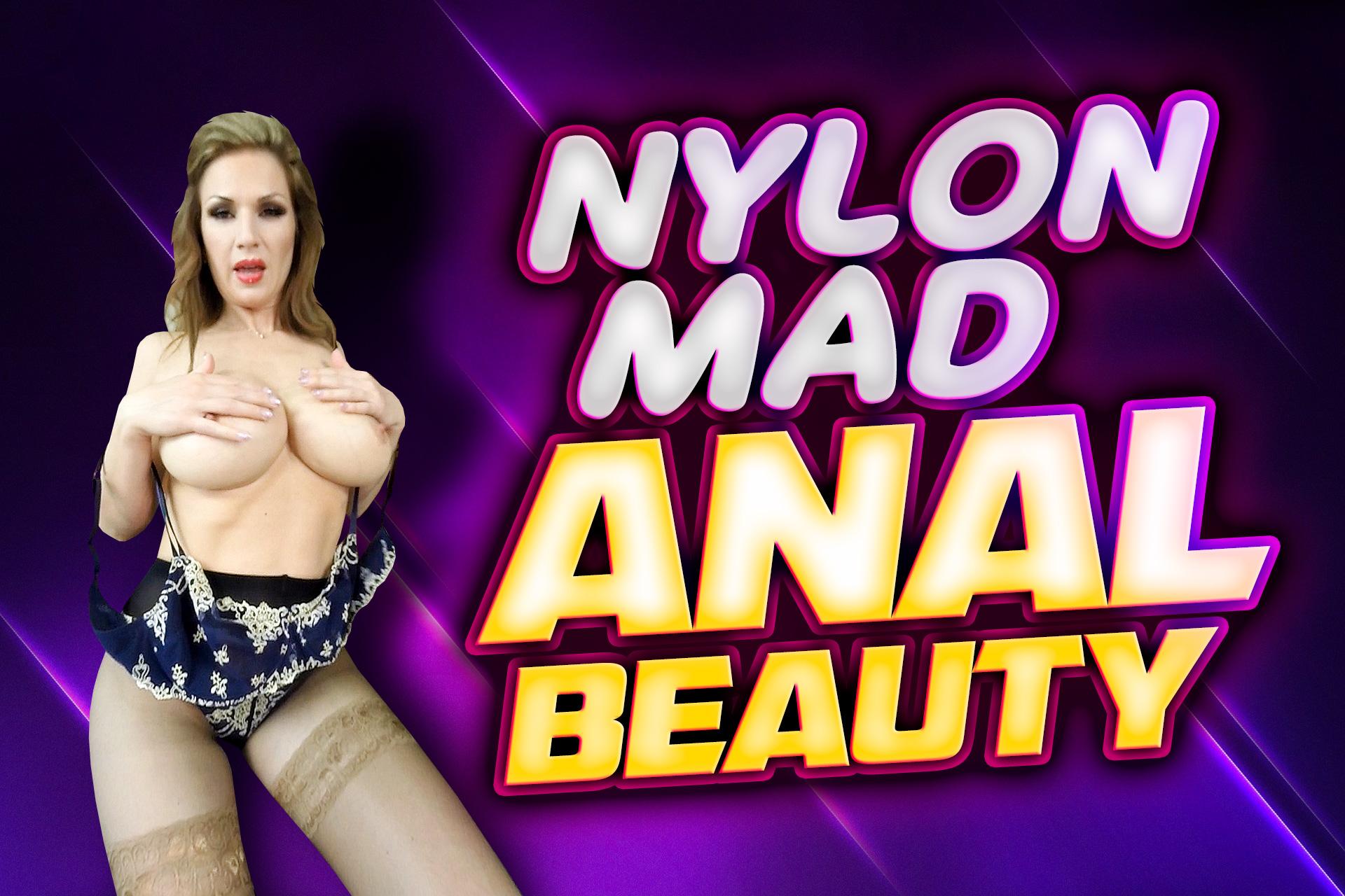 Nylon Mad Anal Beauty Milf Carol Gold
